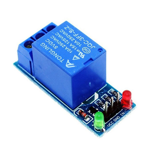 1-Channel 5V Relay Module (NEW)