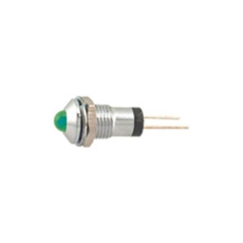 LED Indicator Light (2V w/o Resistor Green)
