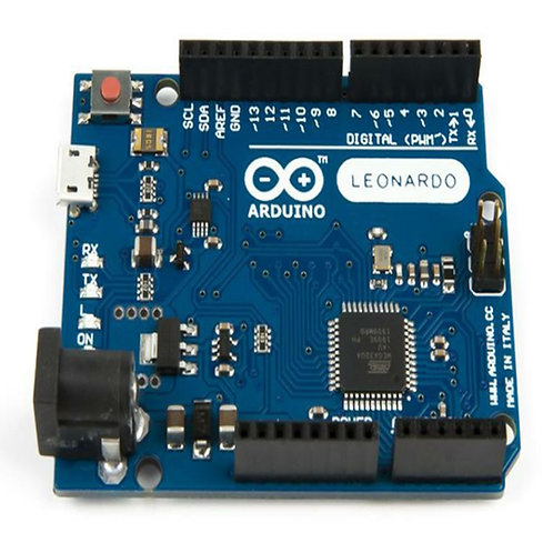 Arduino Leonardo Rev3 + Micro USB Cable