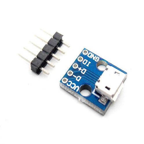 MCU-Micro USB Breadboard 5V Power Supply Module