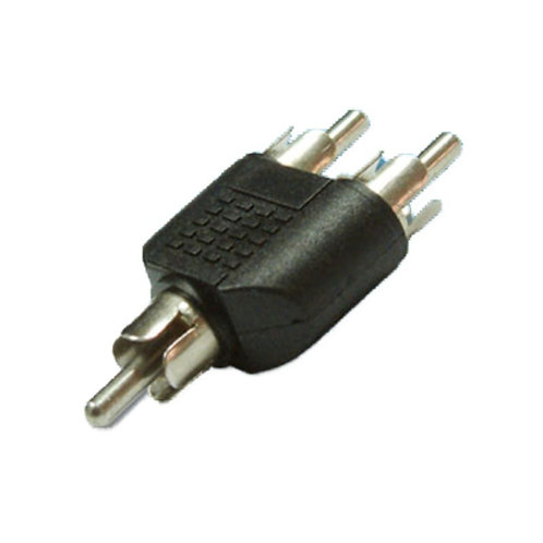 RCA Plug to Double RCA Plug
