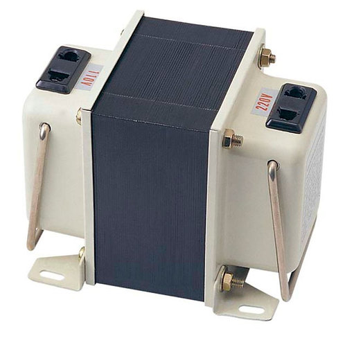 3000W Step-Up/Step-Down Transformer