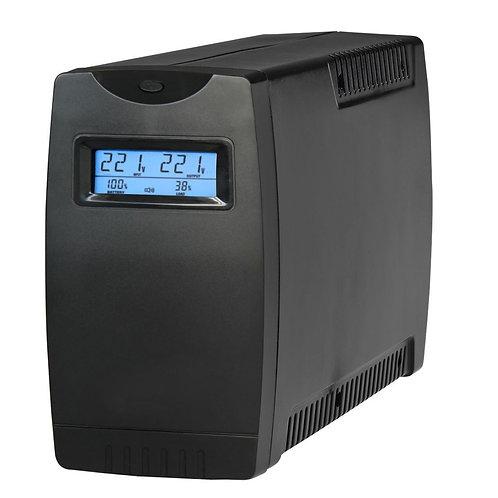 1000VA/600W Line Interactive UPS (12V/7Ah x 2PCS)