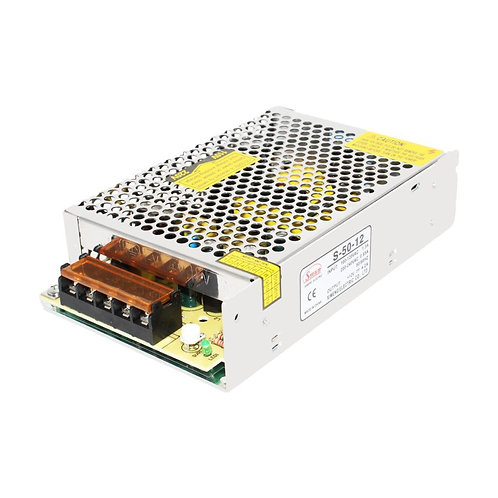 12V/4.2A (50W) Switching Mode Power Supply