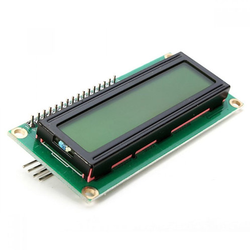 LCD1602 without Backlight