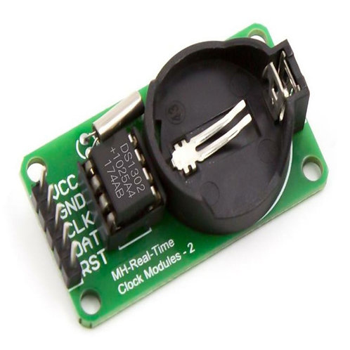 DS1302 RTC Real Time Clock Module (No Battery)