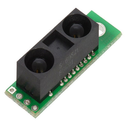 GP2Y0A60SZ0F, Sharp IR Distance Measuring Sensor, 10 to 150cm High Precision