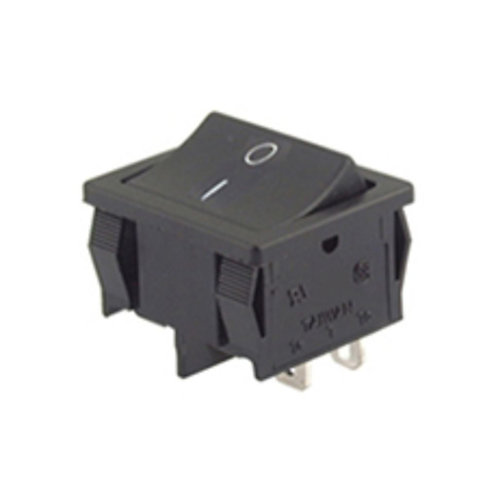 4P DPST Rocker Switch (ON-OFF-ON)