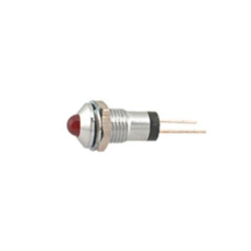 LED Indicator Light (2V w/o Resistor Red)