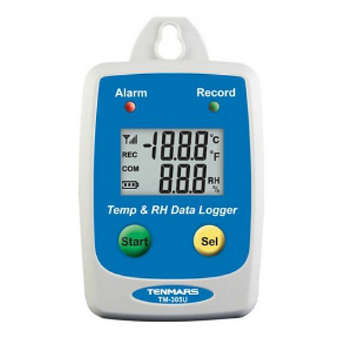 Temperature/RH Datalogger
