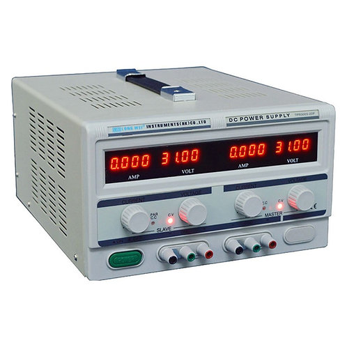 Dual Channel Linear Power Supply (0-30V 5A)