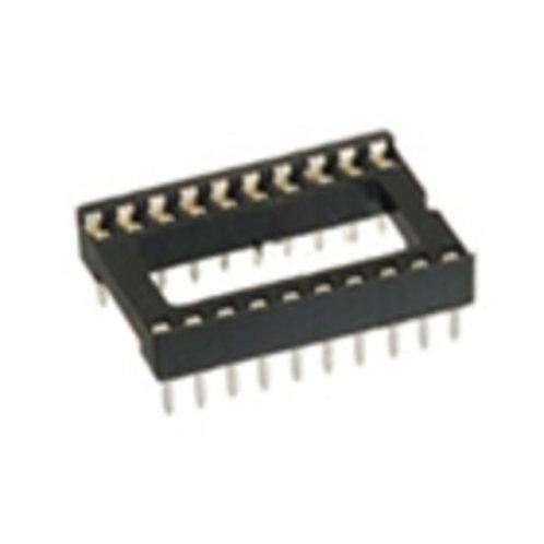 20P IC Socket (DIP Solder Type)
