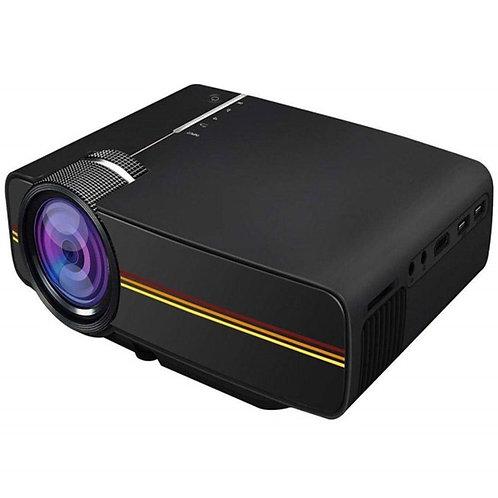 YG-400 LED Mini Projector (Black)