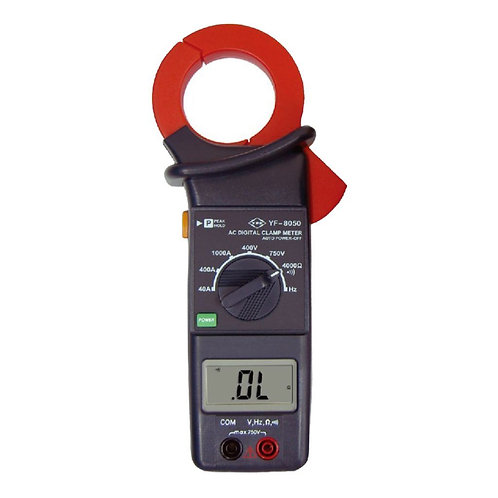 1000A AC Clamp-On Meter