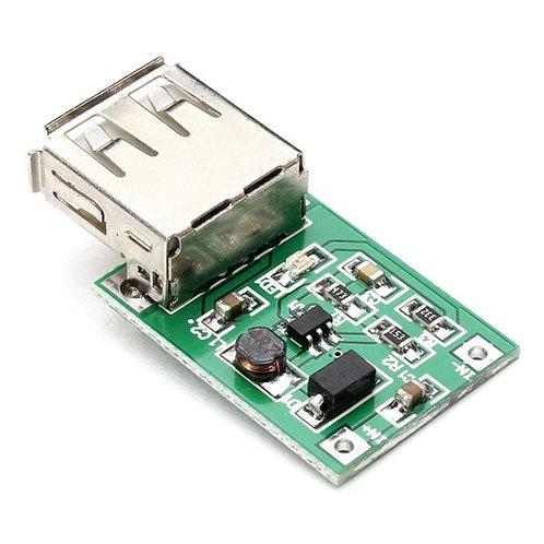 Mini DC-DC Boost Converter 0.9V-5V to 5V 600mA Power Module