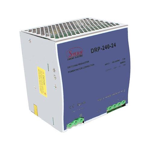 240W Single Group Rail Type (24V 0-10A) Switching Mode Power Syupply