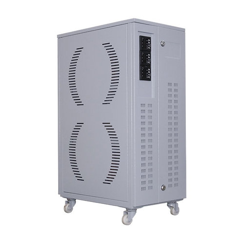 30KVA (275/450VAC) Three Phase Servo Voltage Stabilizer