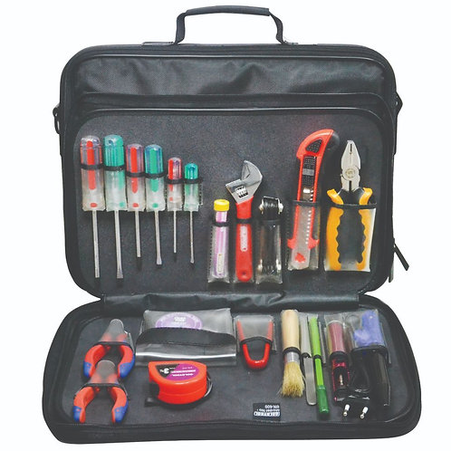 26 PCS Field Engineers Tool Kit