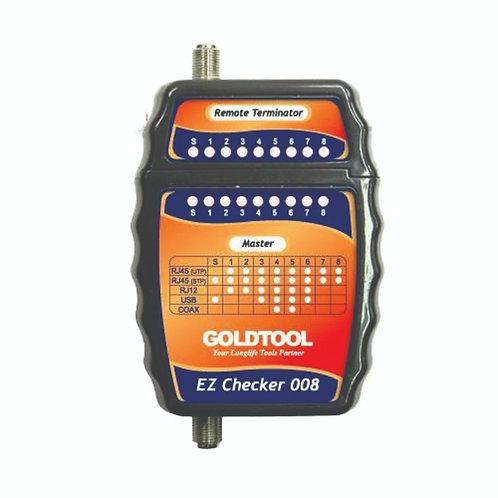 EZ Checker For F/RJ12/RJ45