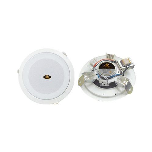 6W Metal Ceiling Speaker (110Hz-15KHz 180x50mm)