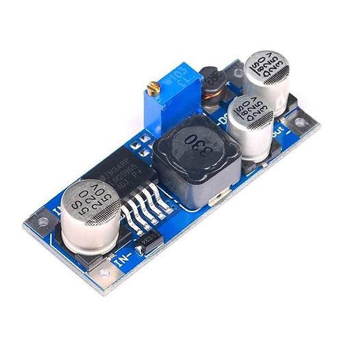 LM2596S-ADJ Low-Ripple High Efficiency Module