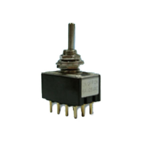 12P Miniature Toggle Switch (4PDT ON-OFF-ON)