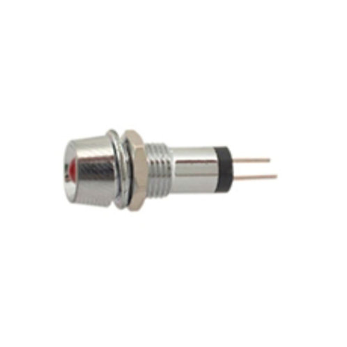 LED Indicator Light (2V w/o Resistor Red)