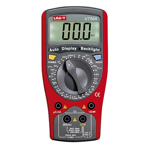 Modern Digital Multimeter