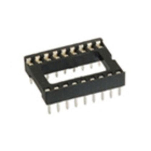 18P IC Socket (DIP Solder Type)
