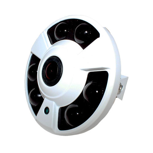 2MP 3DNR 180° Bullet 4-in-1 AHD Camera