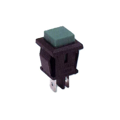 1A Square Type Pushbutton Switch (Red)