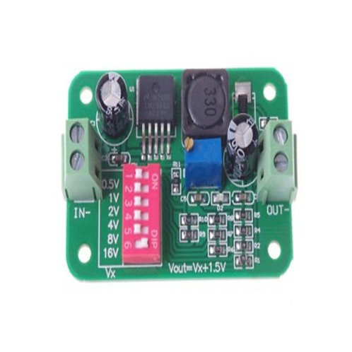 LM2596 Adjustable Power Supply Module
