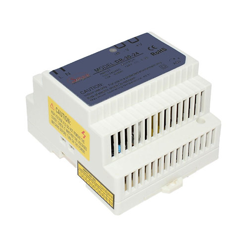 30W Single Group Rail Type (24V 0-1.25A) Switching Mode Power Syupply