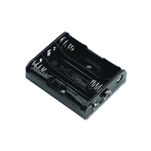 Battery Holder UM 3X3 for Two  AA  Cell