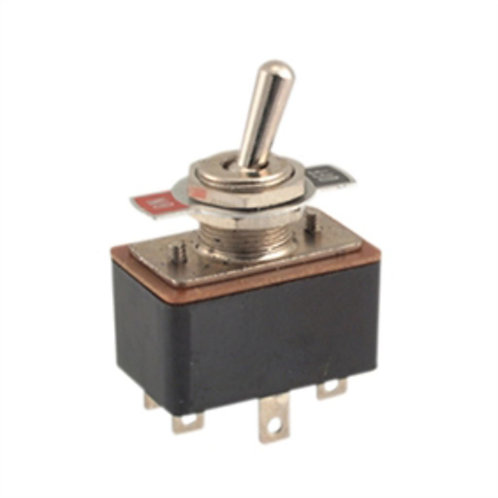 6P DPDT Toggle Switch (ON-ON)