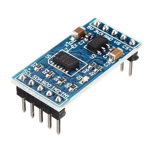 ADXL345 Digital Angle Acceleration Sensor Module