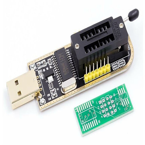 CH341A EEPROM Flash BIOS USB Programmer (Software Included)