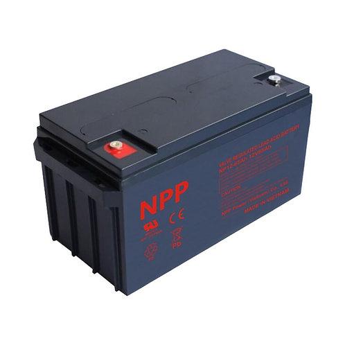 12V/65Ah AGM Valve Regulated Lead Acid Battery