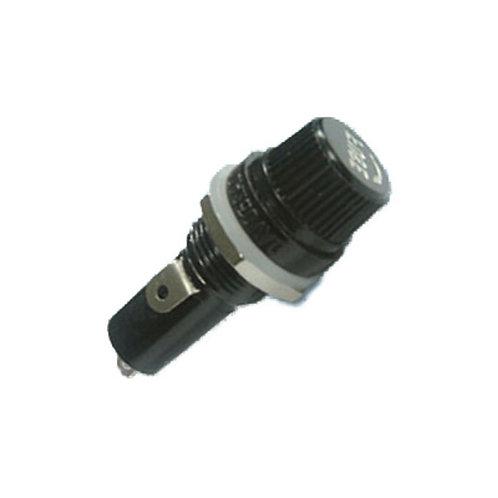 Fuse Holder 6.4mm x 30mm (250V 10A)