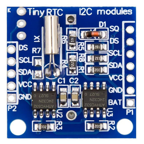 DS1307 RTC Real Time Clock Module + Battery