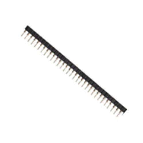 1x40pin Straight Pin Header 2.54mm Breakable (1PCS)