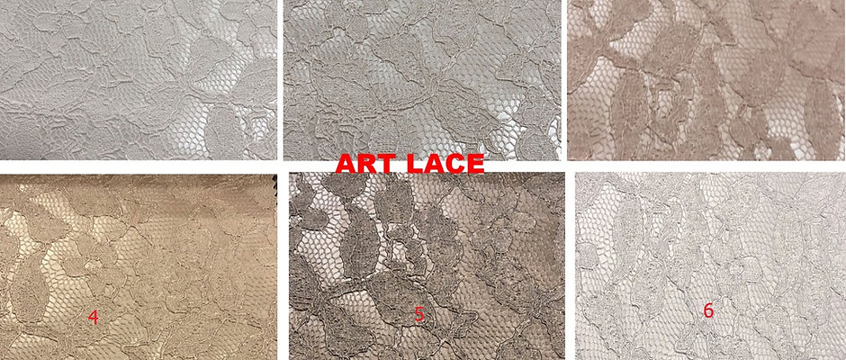 ECOPELLE LACE