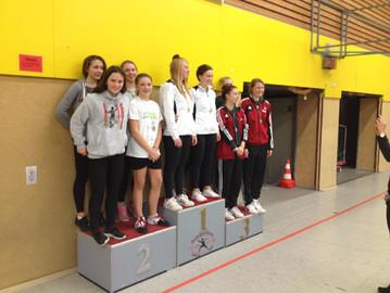 Rheinische Mannschaftmeisterschaft Säbel Junioren 2016
