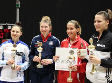 Degenfechterinnen: Löhr holt Bronze beim Qu-Turnier in Osnabrück