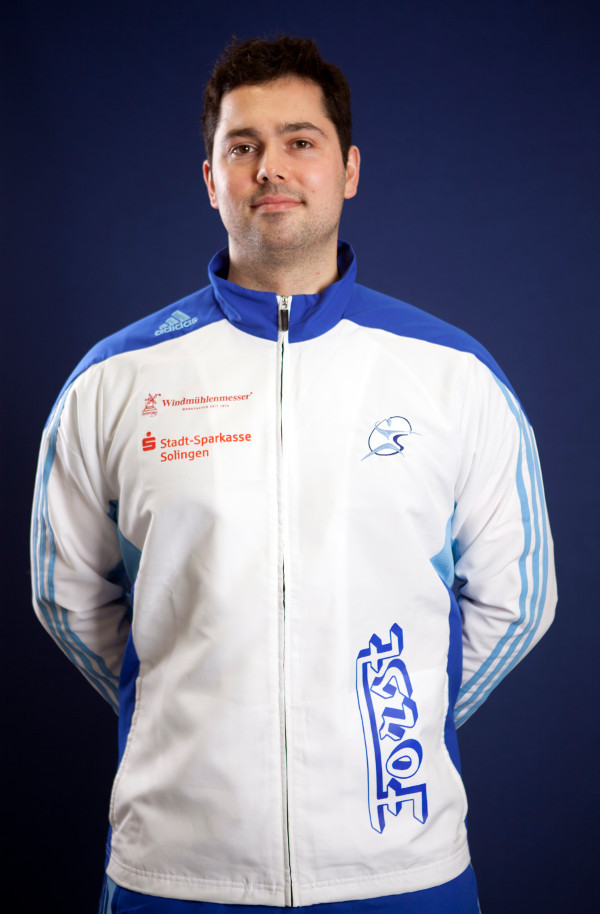 Raphael Steinberger - zweitbester deutscher Degenfechter bei EM. Fechtzentrum Solingen, Leistungssport