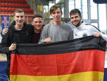 Löhr und Seefeld für WM-Teilnahme in Salt Lake City nominiert