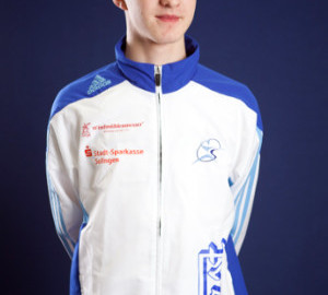 Säbelfechter beim Welt-Cup der Junioren in Dourdan