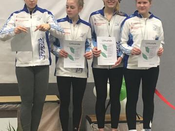 Zwei Landesmeistertitel für das Fechtzentrum Solingen