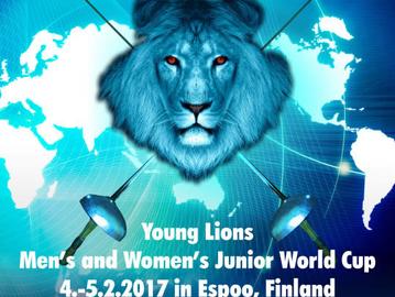 Young Lions Helsinki: Prüfstein für die EM in Plovdiv