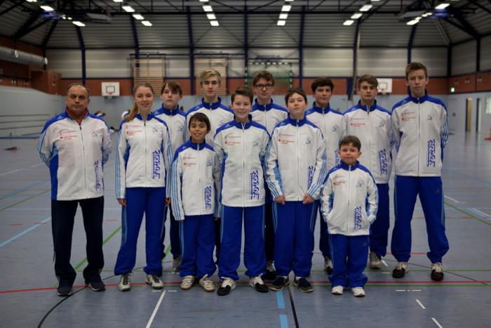 Solinger A-Jugend-Säbelfechter überzeugt bei Aktiven-Turnier